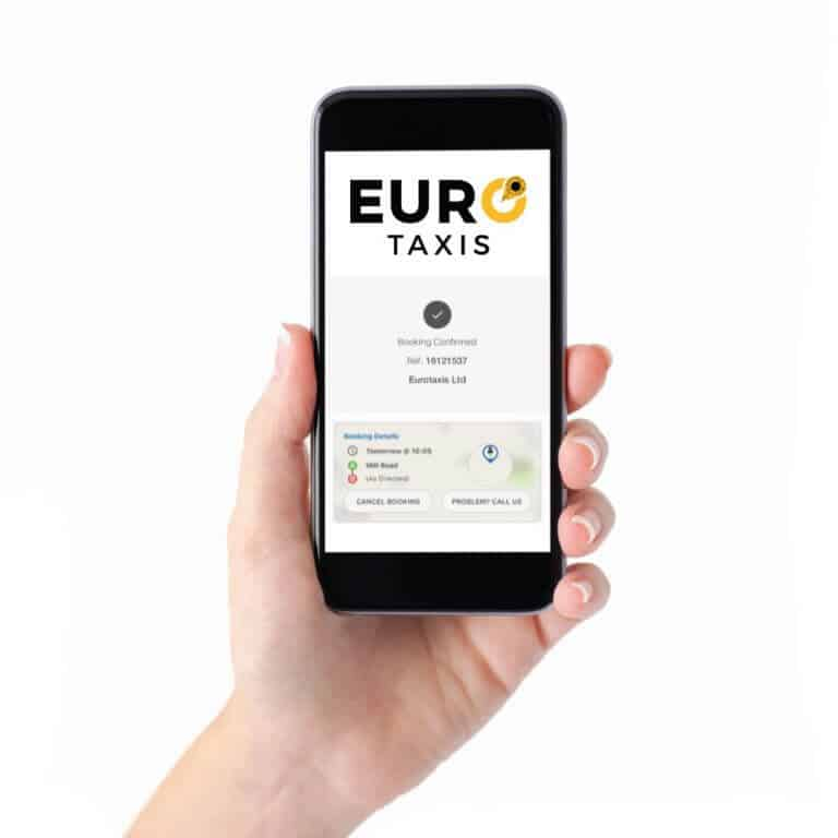 Taxis Bristol Booking App